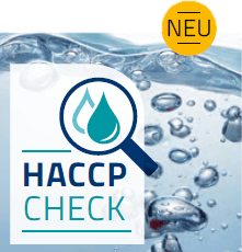 HACCP check beverage dispenser
