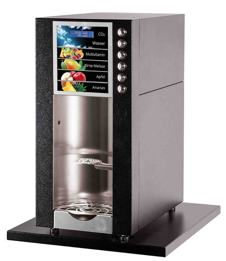 Beverage dispenser JDM SLIM 4
